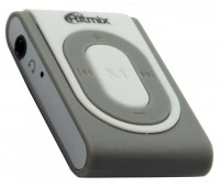 Плеер MP3 Ritmix 4 ГБ, Белый (RF-2400)
