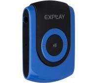 Плеер MP3 Explay Hit 8 ГБ, Синий/Черный (4092302)