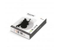 Бумага A4 MAESTRO Standard, 500 л., (80г/м², белизна 146% CIE, яркость ISO 96%, класс C)