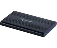 "Карман для HDD 2.5"": Gembird EE2-U2S-5 SATA2.5"" -> USB 2.0, Черный"